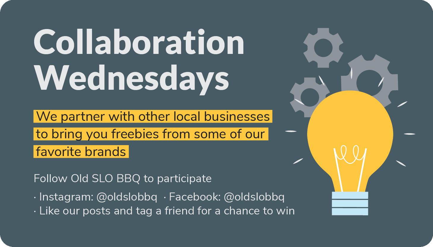Collaboration Wednesdays